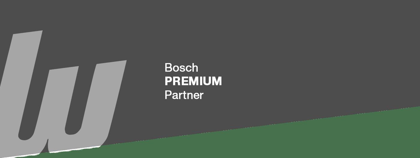 Bosch Premium Partner mit exklusivem Service