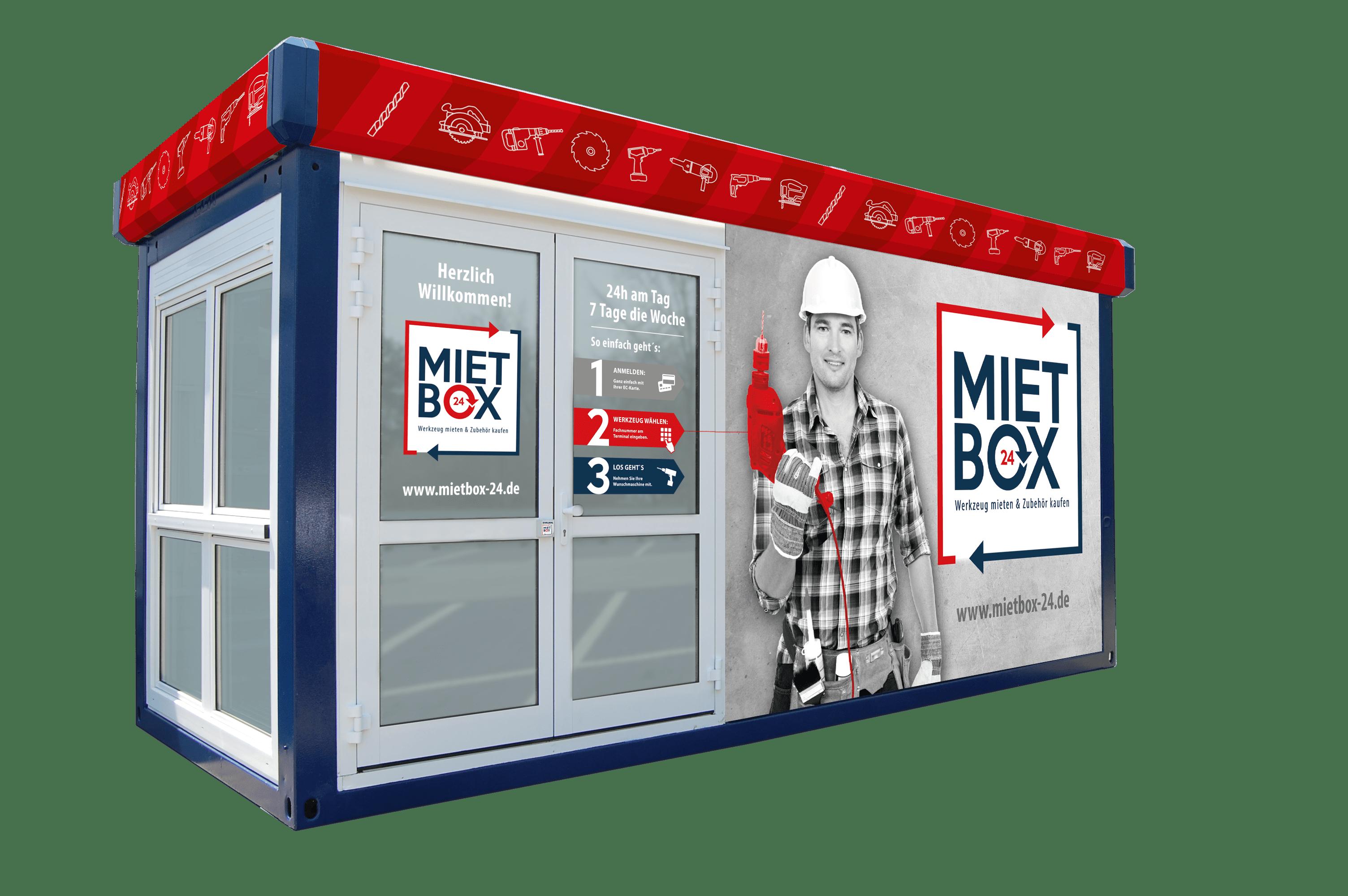 Die Werkzeugbox Aschaffenburg