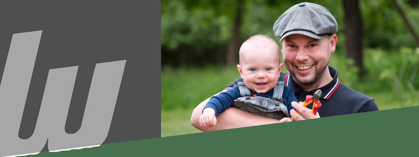 Soziales Engagement zusammen mit der Aktion Hallo Baby