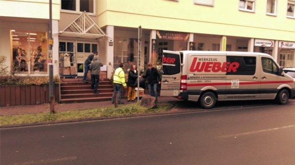 Soziales Engagement beim Cafe Arbeit Alzenau e. V.