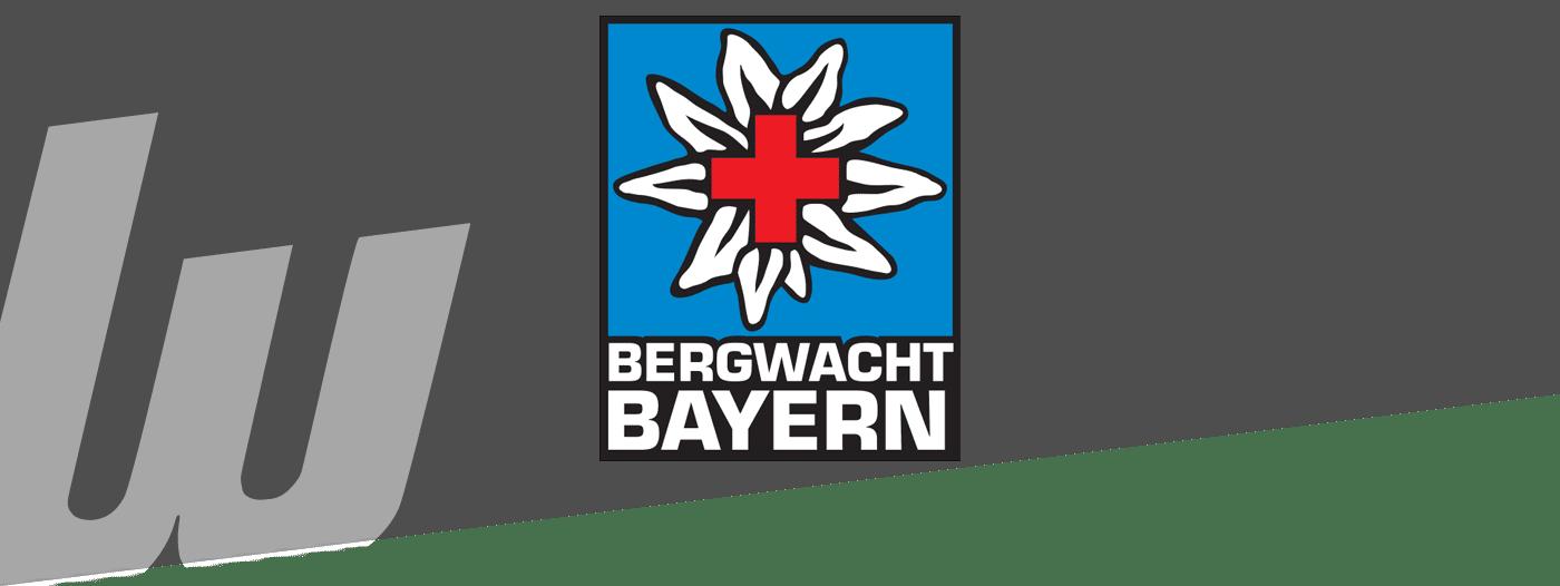 Werkzeug Weber unterstützt die Bergwacht Bayern