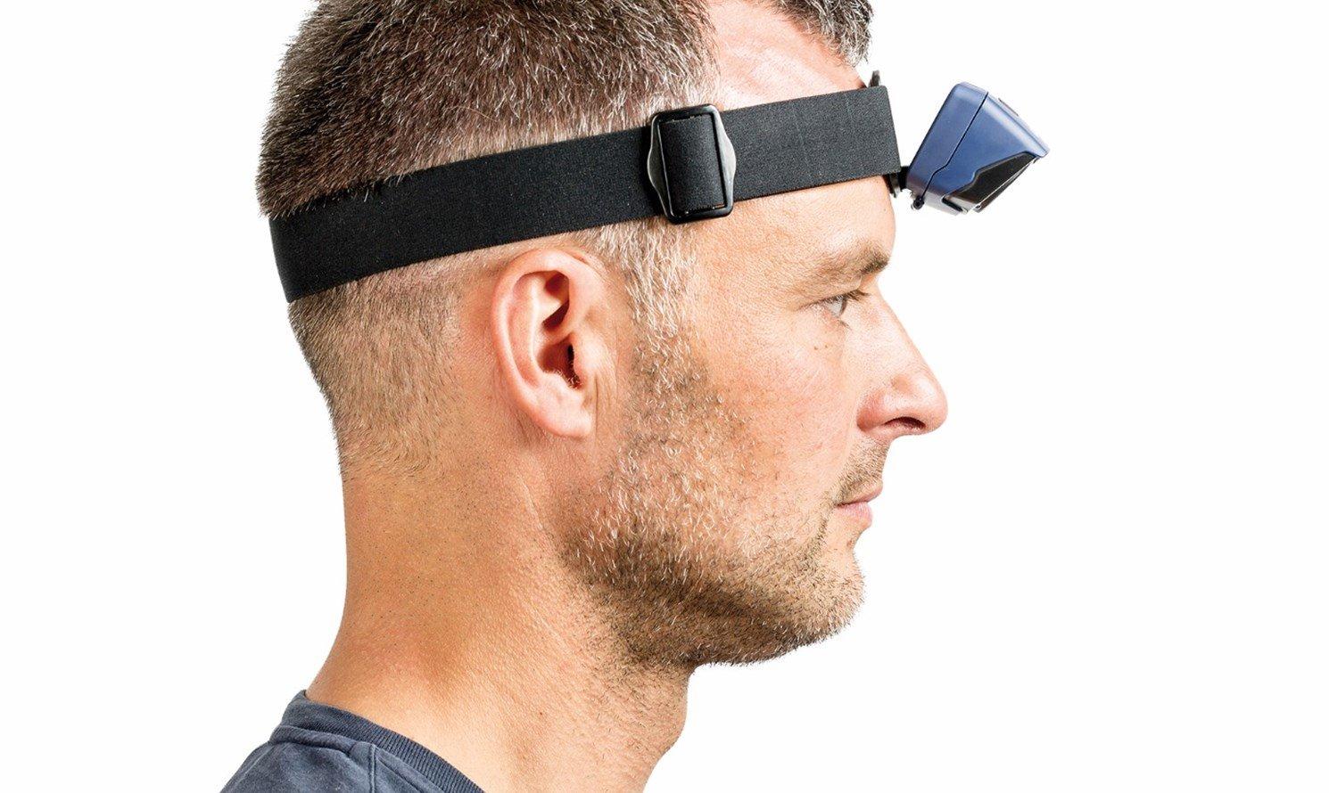 Sensor 2 Stirnlampe Berührungslos