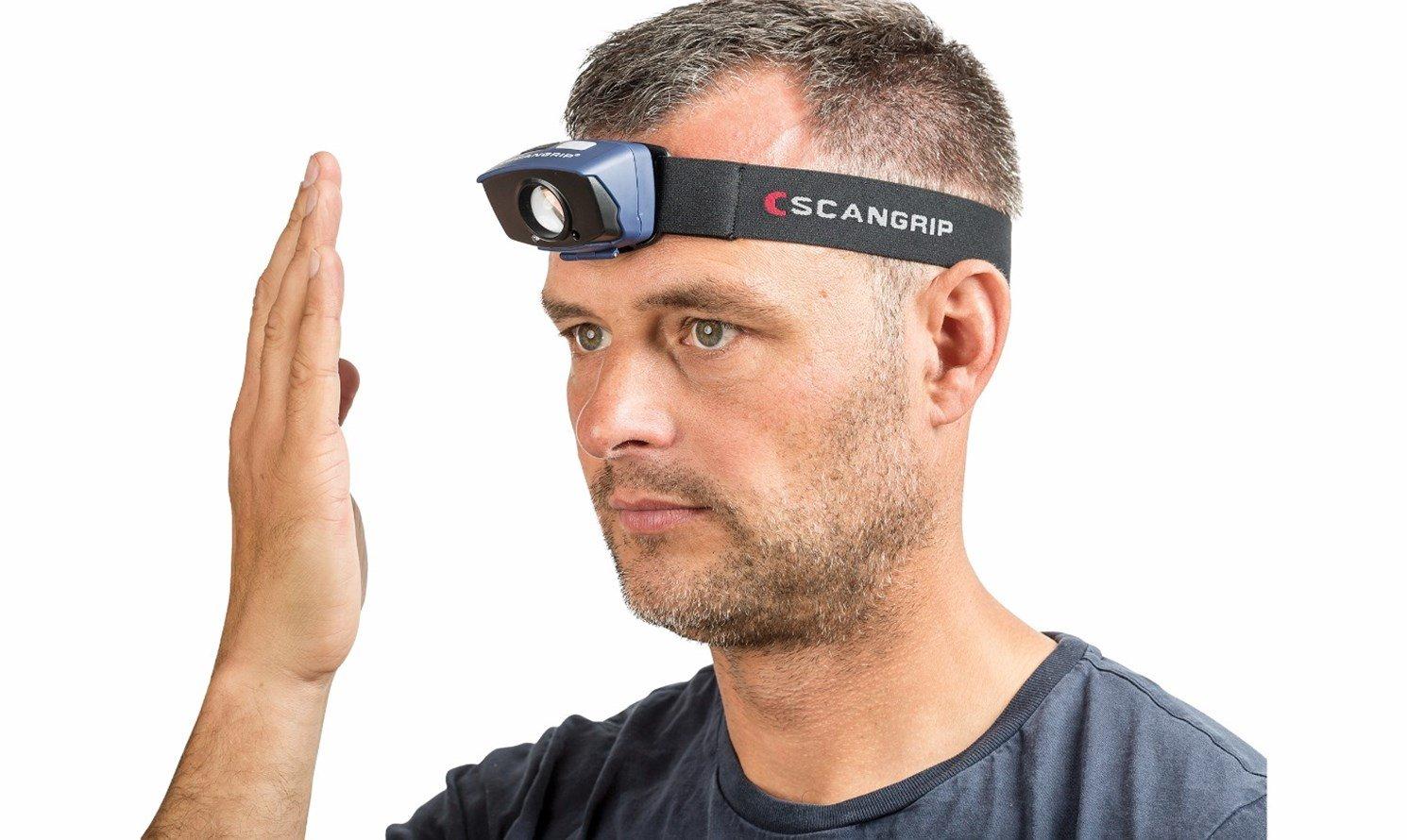 Sensor 2 Stirnlampe