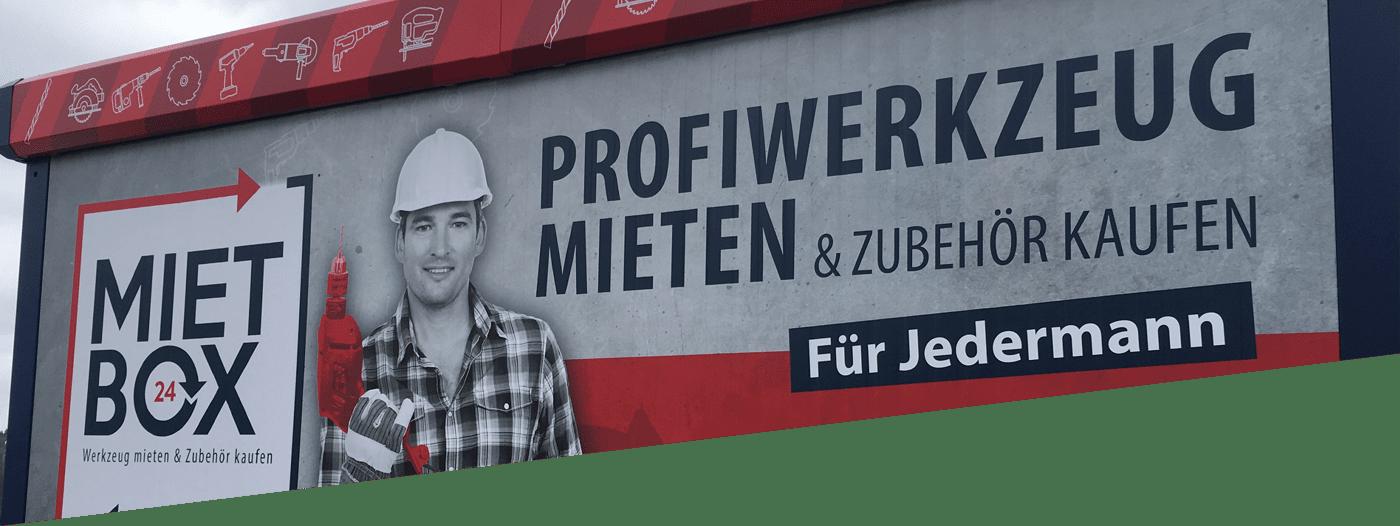 Mietbox Aschaffenburg