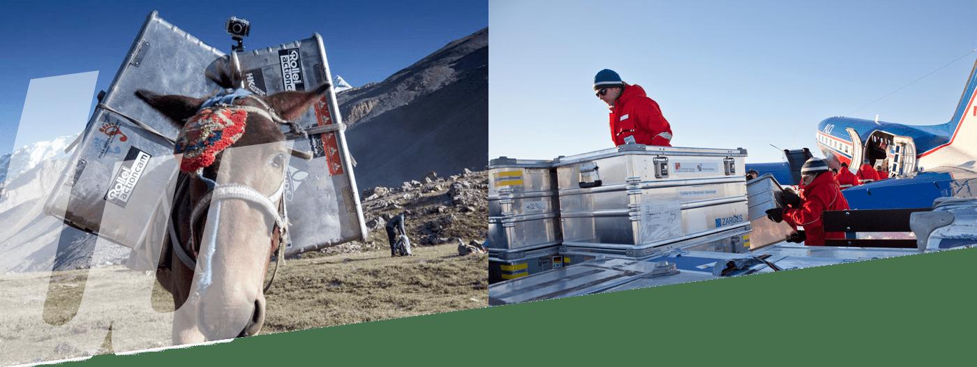 Innovative Produkte aus Aluminium von Zarges