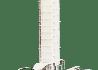 3D-Modell Architektur