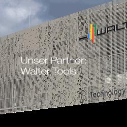 Unser Partner WALTER TOOLS