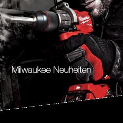 Milwaukee Neuheiten