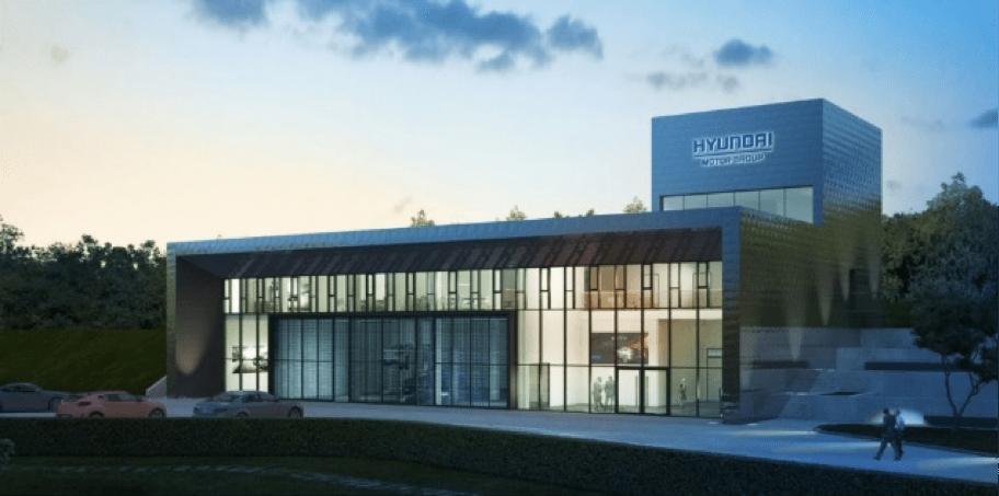 Hyundai-Testzentrum