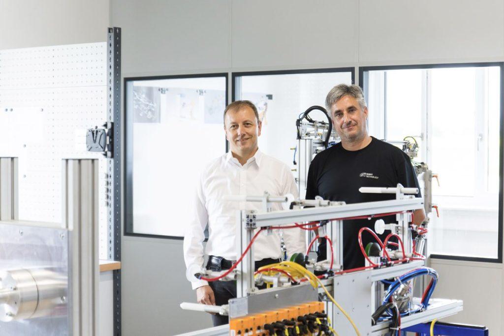 Robot;Industrie4.0;Werkzeugweber;Betriebsausstattung